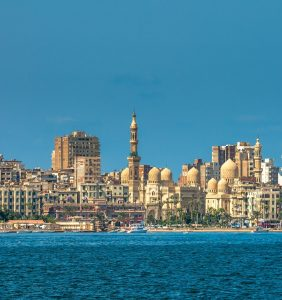 Alexandria, **Egypt**