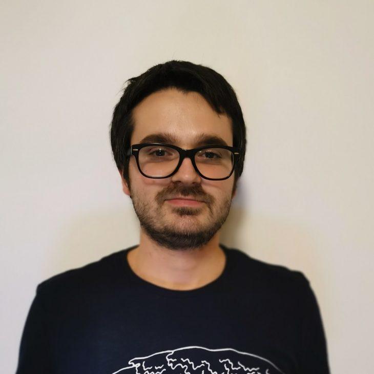 Dario - Team Manager in Milan