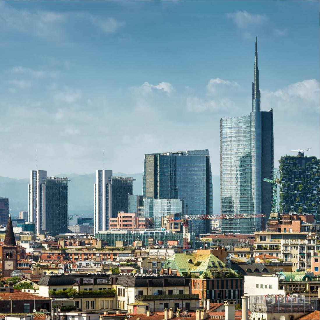 Milan, **Italy**