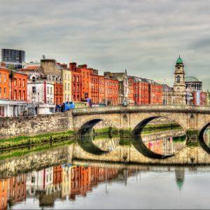 Dublin, **Irlandia**