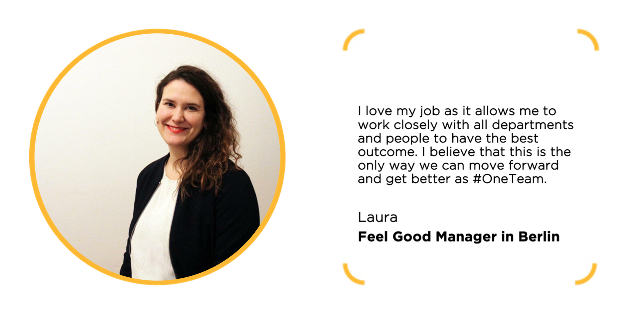 First Feel Good Manager